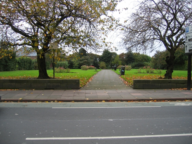 The site of Christ Church, Carlisle