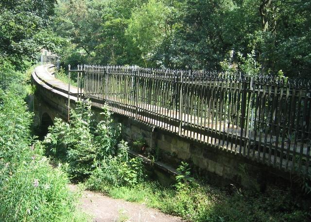Seven Arches  Aqueduct over Adel Beck