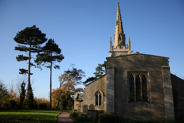 Fenton, All Saints' church
