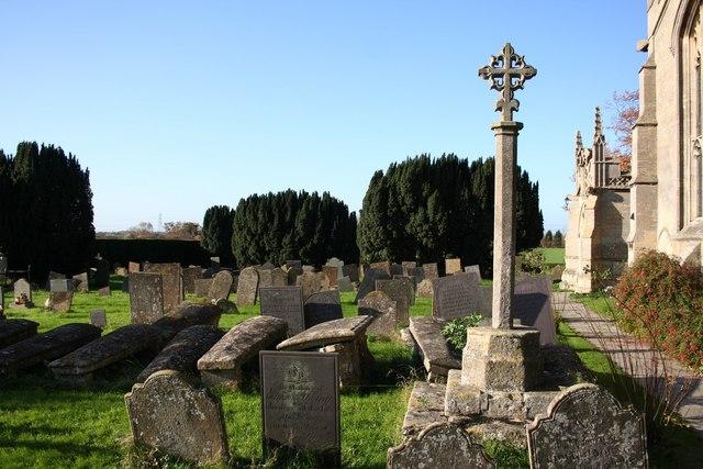 St.Peter's churchyard