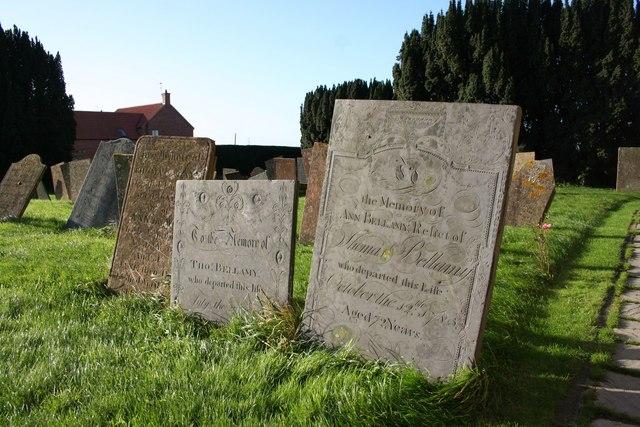Bellamy family graves