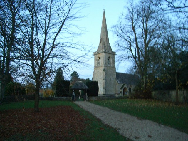 St. Mary's Church, Lower Slaughter