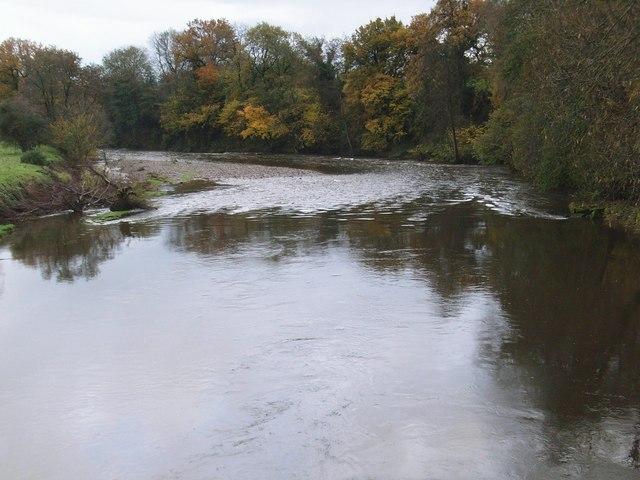 Afon Wysg/ River Usk