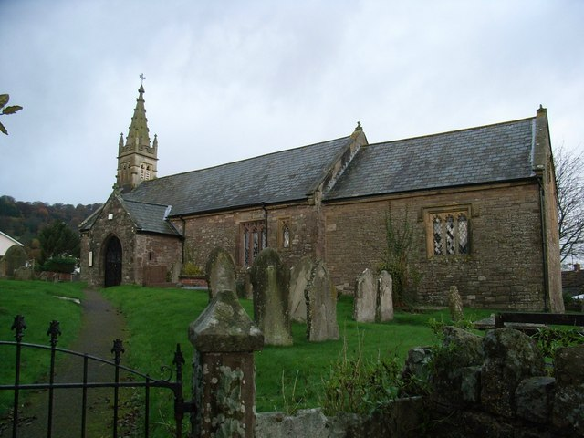 Llanellen Church