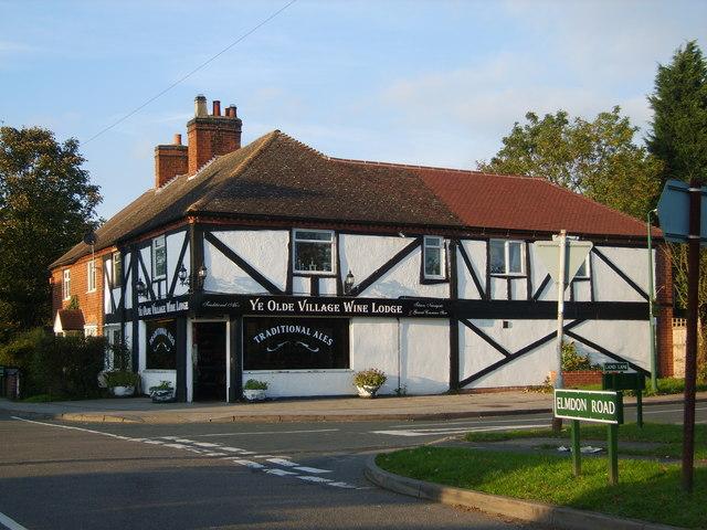 Ye Olde Village Wine Lodge