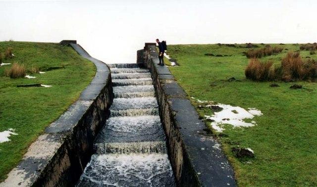 Loch Humphrey outflow