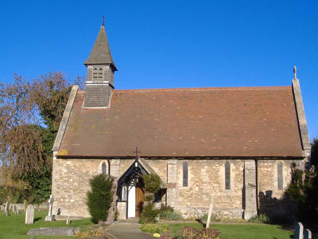 St. Michael and All Angels, Chettisham