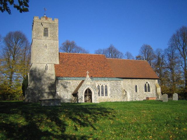 Rickling: All Saints Church
