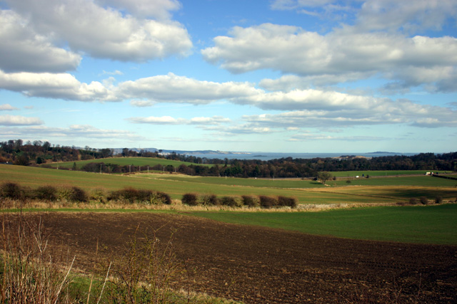 View from West Craigie Farm