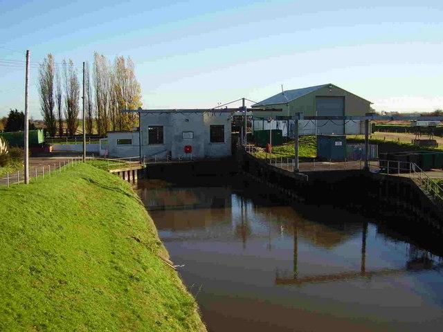 Smeeth Lode pumping station
