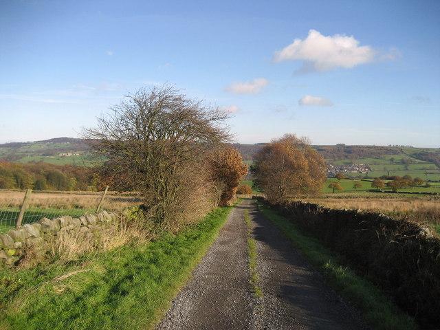 Monk Ings Road