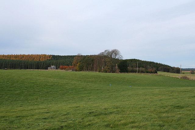 Nether Bogside Farm, Morayshire.
