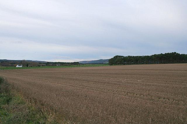 Looking towards Auchtertyre