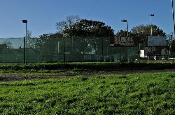 Bury Lane Tennis Court, Epping