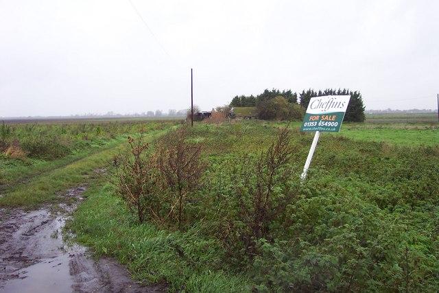 Ruin for sale