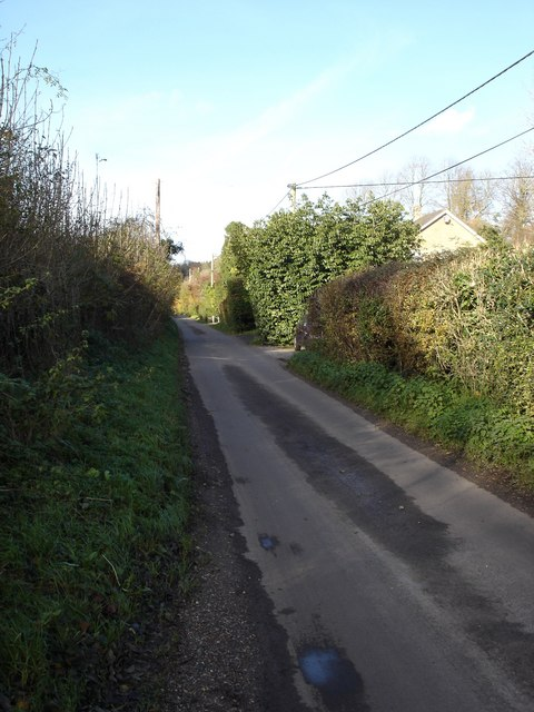Lane through Deanland