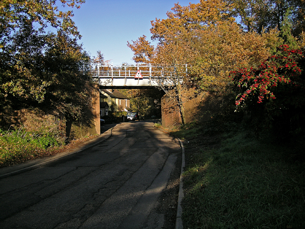 Old Railway Bridge, Coopersale Common