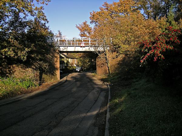 Old Railway Bridge, Coopersale Common