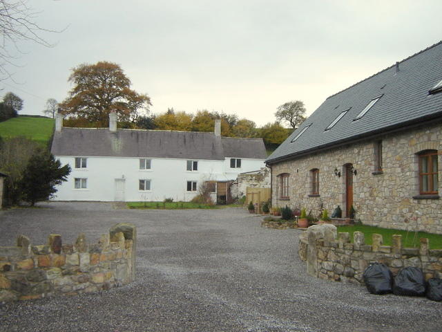 Cottages in Nercwys