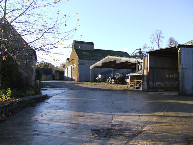 Chedglow Manor Farm