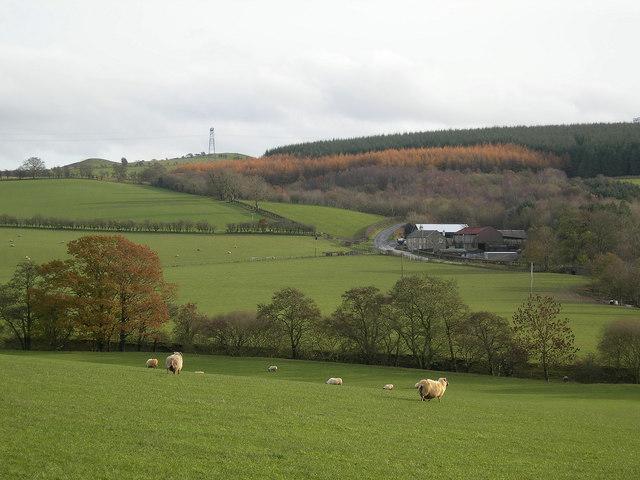 Dallowie Farm