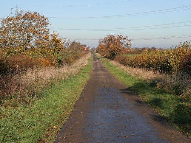 Allington Lane, near Grantham