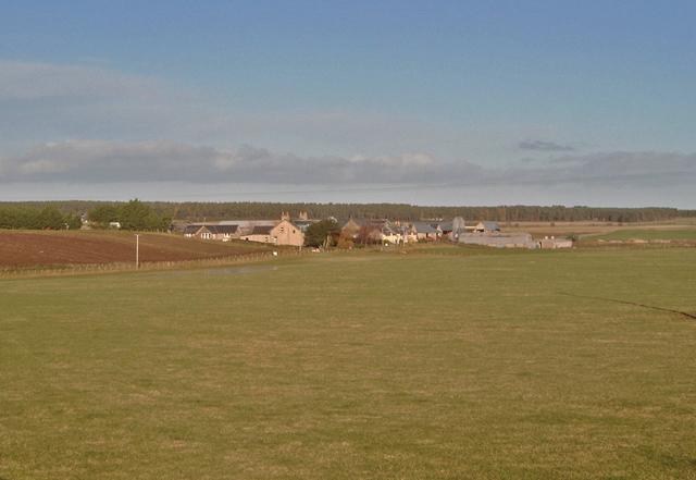 Pooltown (farm) near Gollanfield