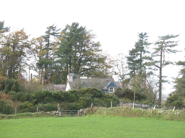 Pen Dinas Cottage - a former smallholding