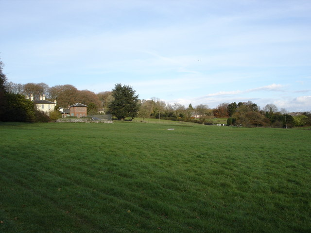 View of Middle Chase Farm