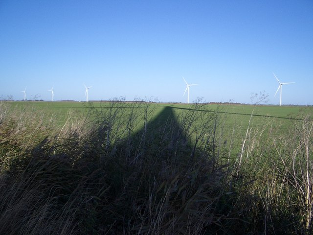 Wind Turbines, Worth's Farm