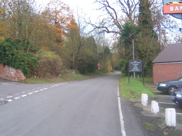 The Old Dudley Road