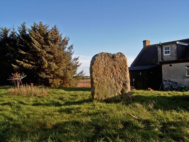 The Kebbuck Stone, Nairnshire