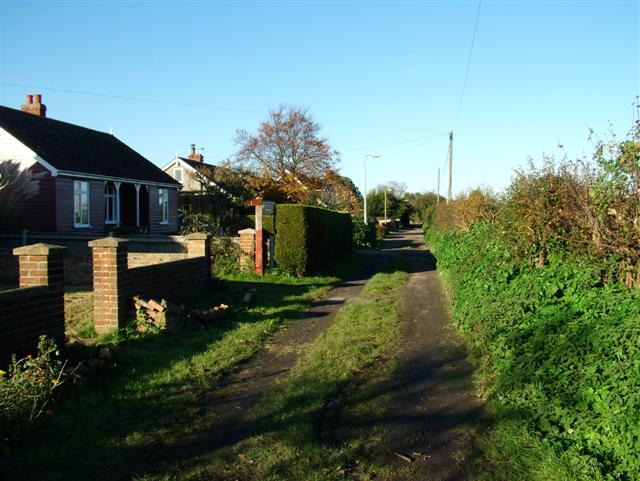 Clay Lane, Bradwell