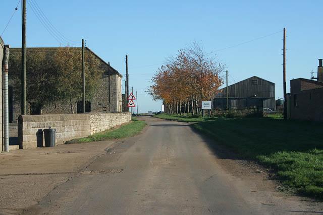 Elms Farm, Frieston Heath Lane
