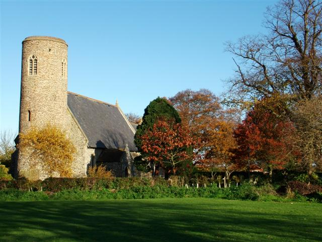 Lound Church, Suffolk