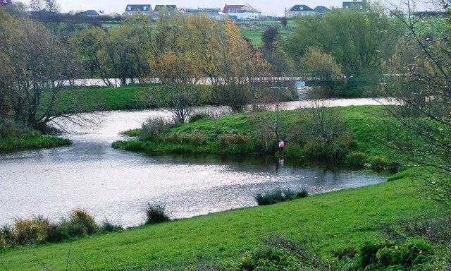 Lagoons, Preston Park