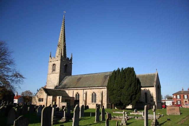 St.Giles' church Balderton
