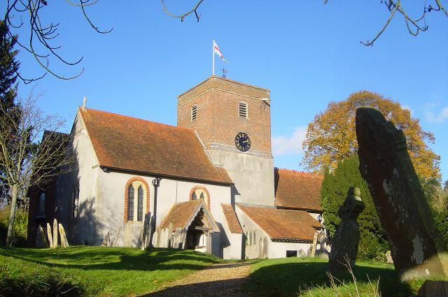 St Mary's Upton Grey