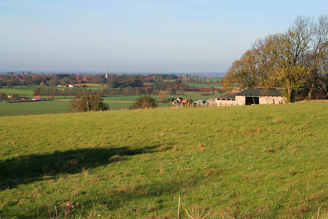 Heath Barn near Normanton