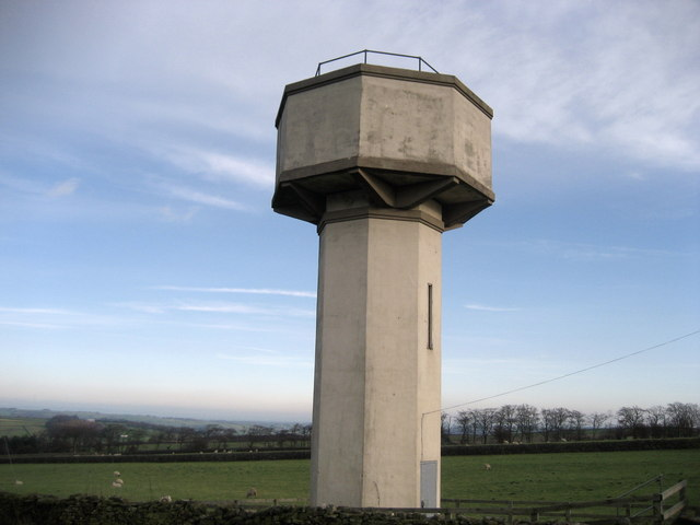 Water Tower, Thruscross