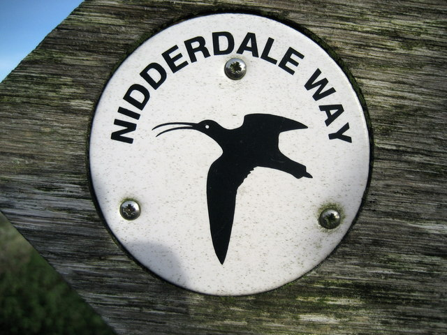 Nidderdale Way Logo
