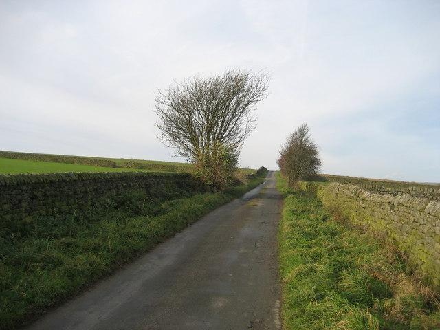 Lane Foot Road