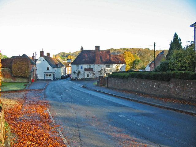 Wimborne Street Cranborne Dorset