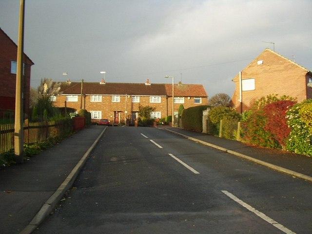 King George Avenue, Horsforth