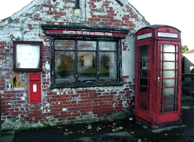 Holmpton Post Office