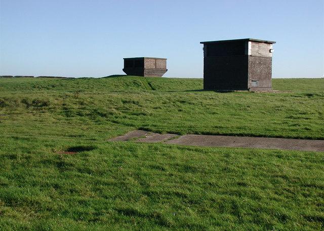 RAF Holmpton Underground Bunker