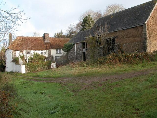 Redland, Near Ashreigney