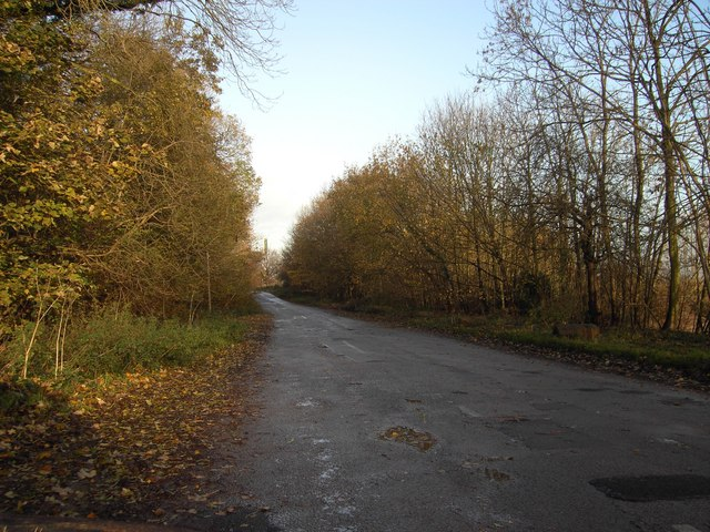 Selby Fork Hotel Access Road