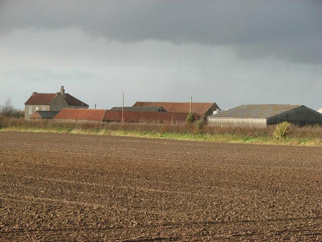 New House farm. Spark Hagg