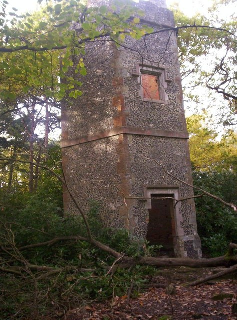 Tower on Holly Hill